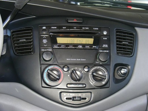 Coins In The Radio Finding A Parasitic Drain Pawlik Automotive Rhpawlikautomotive: Mazda Mpv Radio Not Working At Gmaili.net