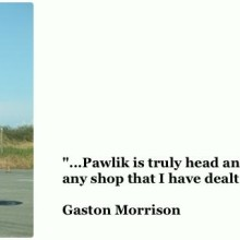 Pawlik Testimonial from Gaston Morrison, Hard Knox Stunts