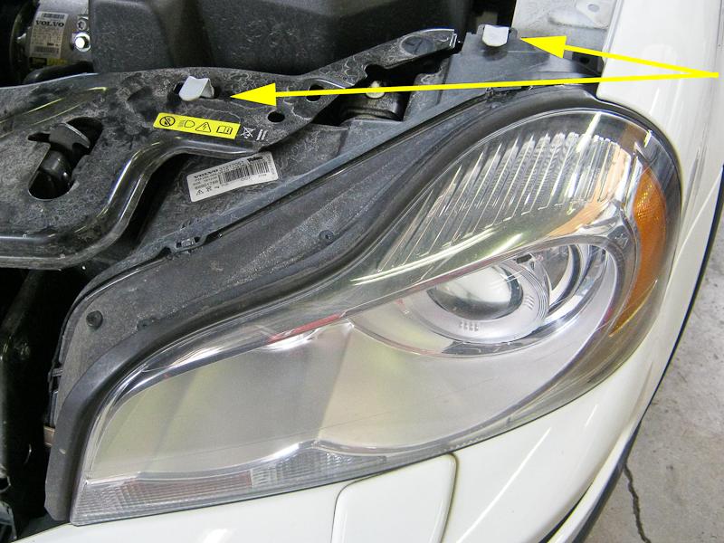 Suzuki Kizashi Change Headlights