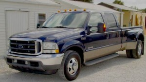 Ford-f-350-diesel-truck