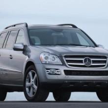 Mercedes Blutec Diesel SUV