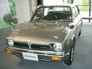 70's Honda Civic
