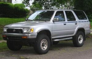 Toyota Forerunner