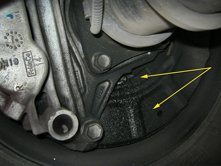 A Surprising Oil Leak Pawlik Automotive Repair Vancouver Bc