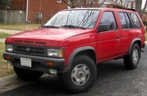90-92 Nissan Pathfinder