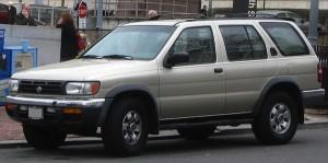 96-99 Nissan Pathfinder