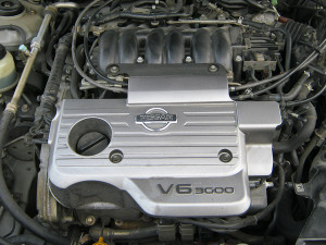 Nissan 3Litre V6 engine