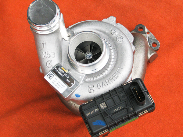 How We Saved a Client a Fortune on His Turbocharger Repair