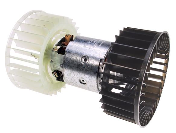 BMW heater blower motor