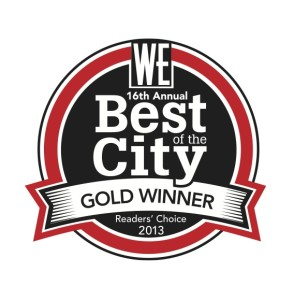 Best of the City Auto Repair 2013