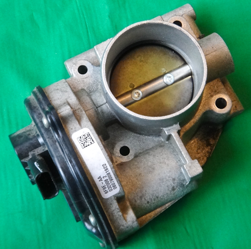 Ford Freestyle on Dodge V6 Throttle Body