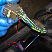 1996 honda civic power window wiring repairs pawlik for 2000 honda crv power window problems