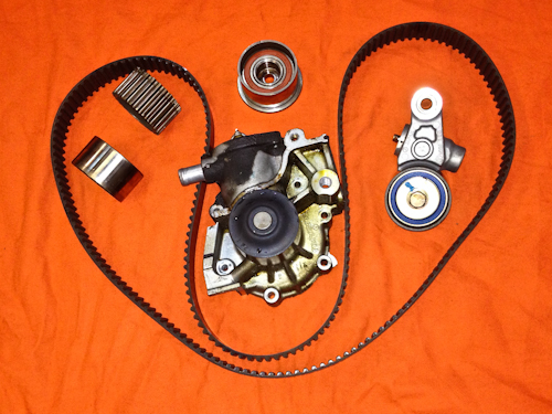 Subaru Outback on Subaru Outback Water Pump Replacement