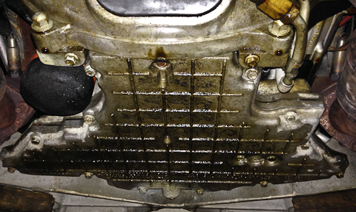 Oil Gasket Leak >> 2001 Chevrolet Corvette Oil Pan Gasket Pawlik Automotive