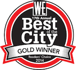 West Ender, Best of the City Winner, Pawlik Automotive
