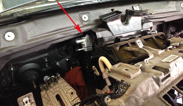 2009 Cadillac Cts A C Expansion Valve Replacement Pawlik Automotive Repair Vancouver Bc