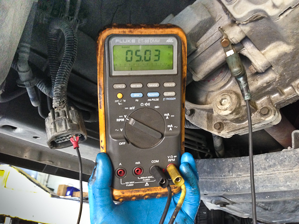 2008 Jeep Grand Cherokee - Transfer Case Motor Replacement ...