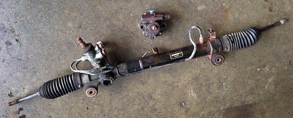 2004 Lexus Rx330 Steering Rack And Pinion Replacement