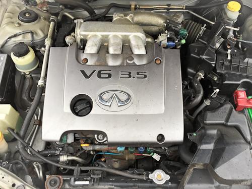 2002 Infiniti I35 - Engine Noise Repairs- Pawlik Automotive