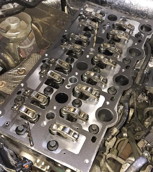 South Hills Dodge >> 2005 Jeep Liberty Diesel - Rocker Arm Replacement- Pawlik Automotive Repair, Vancouver BC