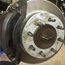 Dodge Truck Brakes