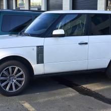 Range Rover Suspension