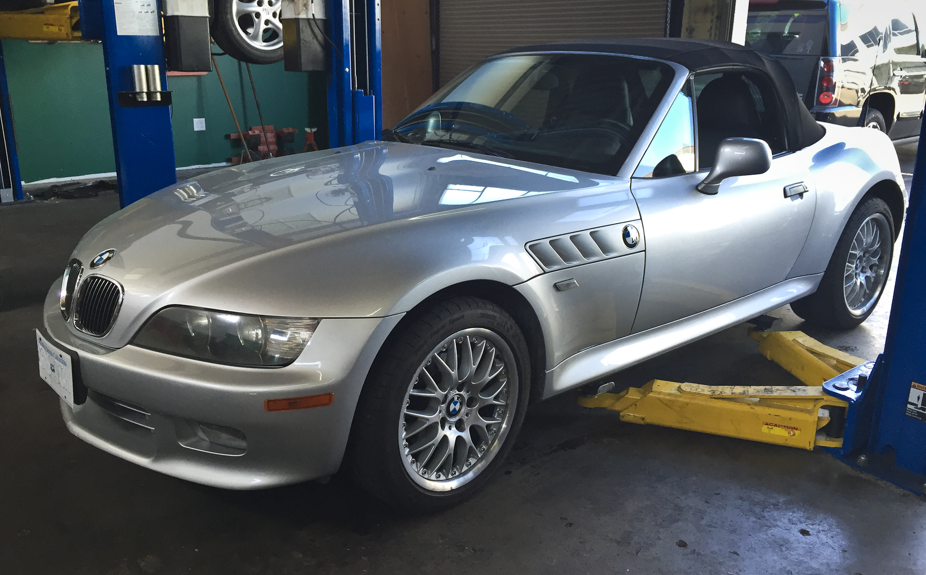 Bmw Z3 Repair Costs Bmw Z3 Questions Repair Cost Cargurus