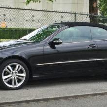 Mercedes A service