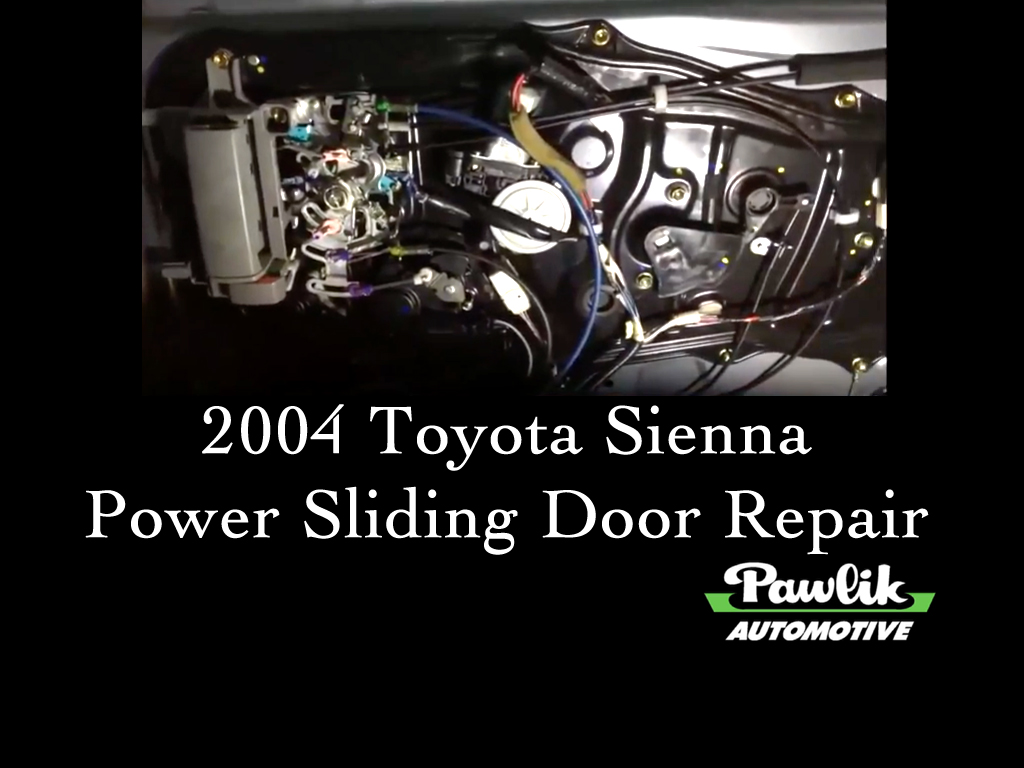 Toyota Sienna Service Manual: Short in Side Squib RH Circuit