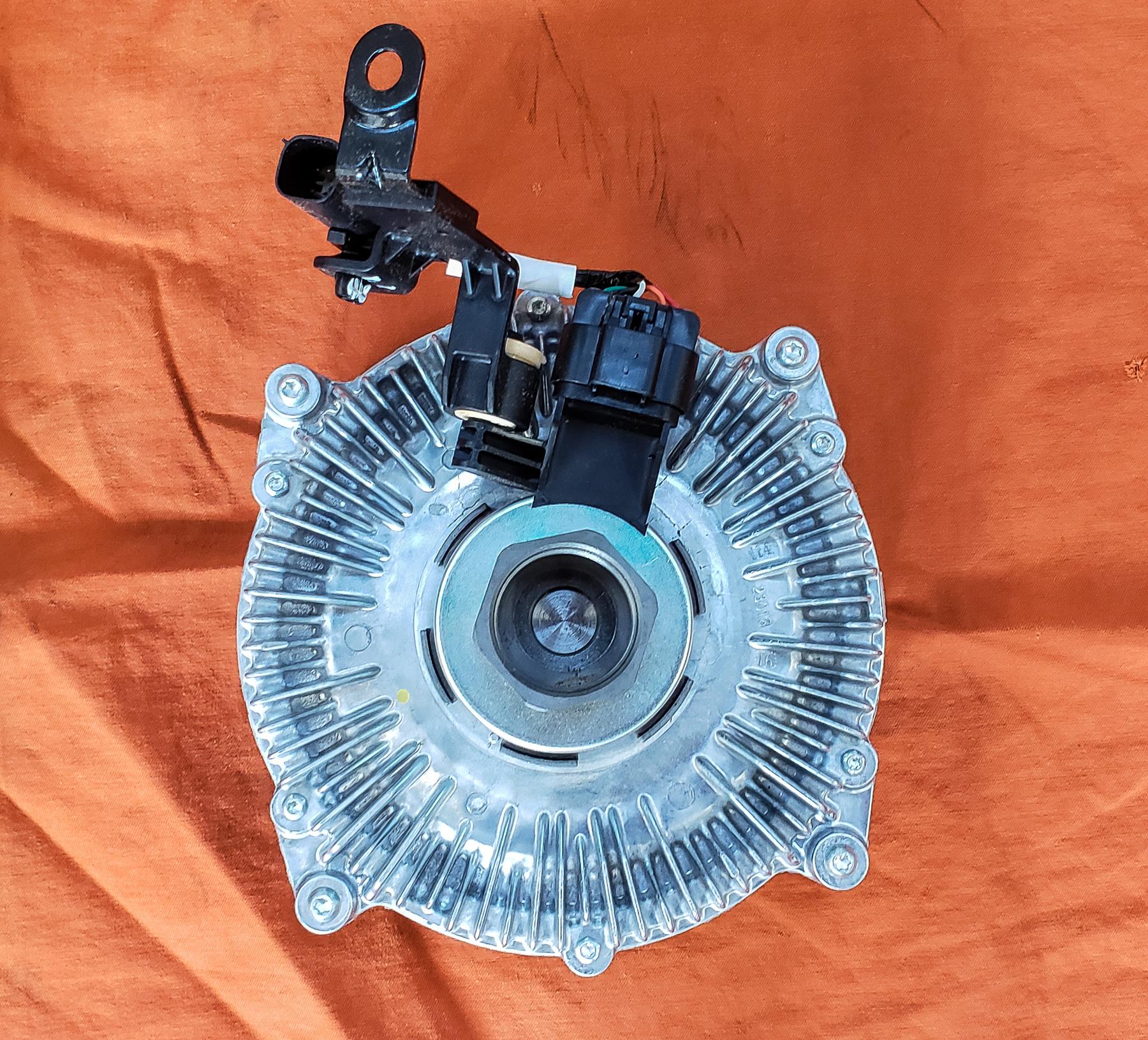 2011 Ford F350 6 7 Litre  Electric Fan Clutch