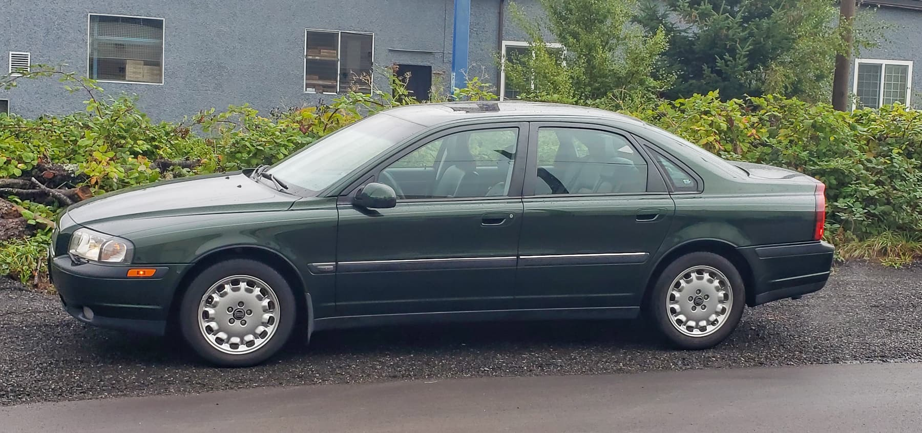 2000 Volvo S80, Electronic Throttle Replacement