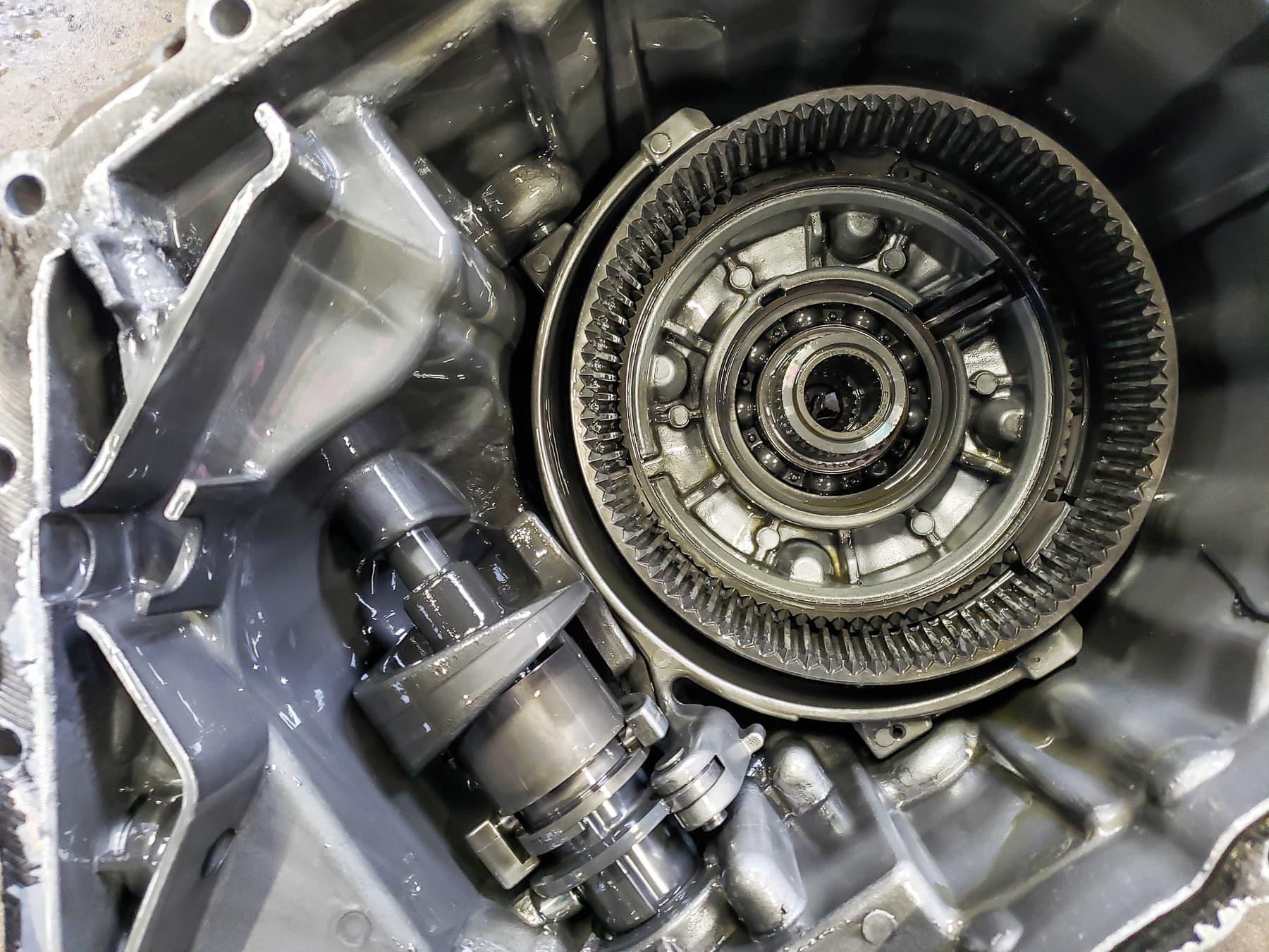 2006 Land Rover LR3 Transfer Case Repair