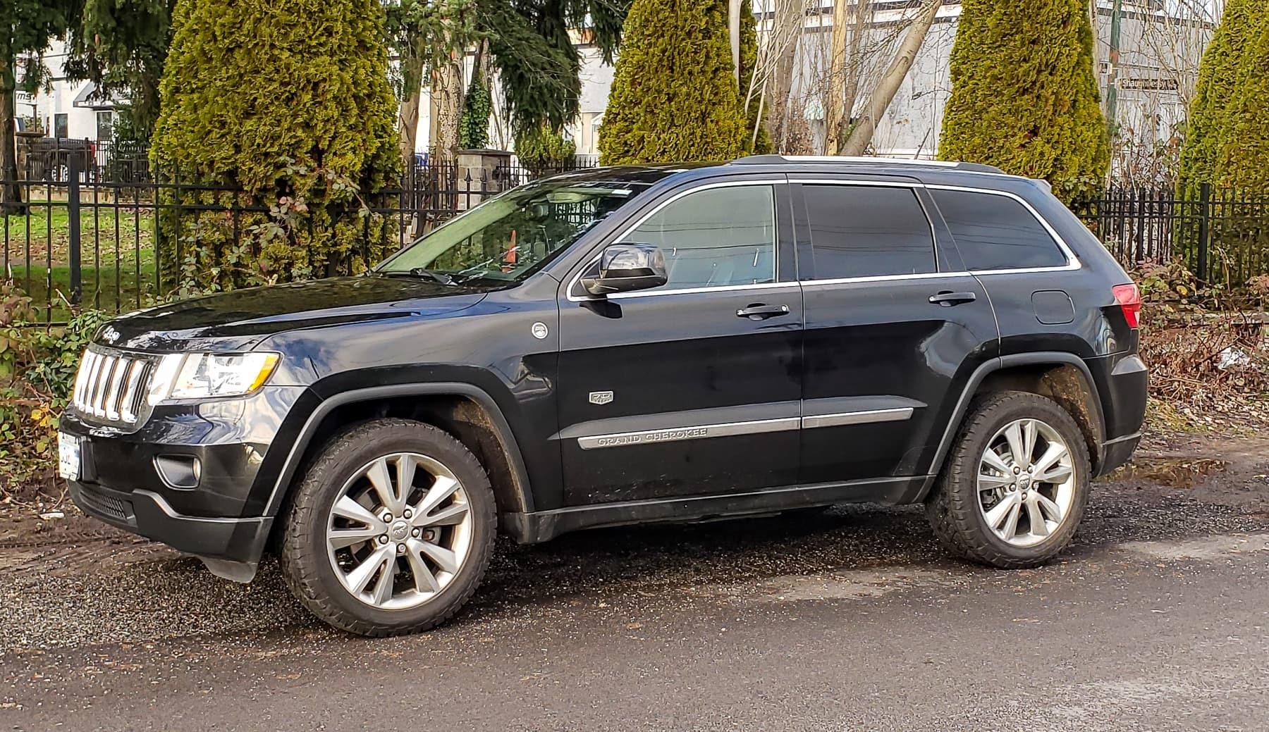 2011 Jeep Grand Cherokee, Blend Door Motor
